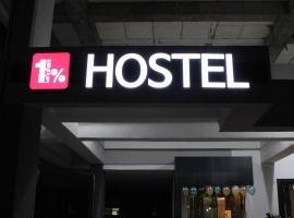 One Percent Hostel, Jeonju