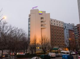Canal Suites (Ex. Suite-Home) by Popinns, Пантен
