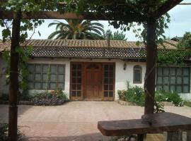 Casa Campo rústica en Colchagua, Chépica