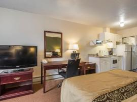 Econo Lodge Inn & Suites High Level