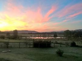 Black Swan Lagoon, Hunter Valley, Millfield