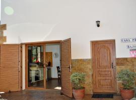 Casa Peñate, Valsequillo