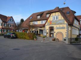 Hotel Sonneck, Schwäbisch Hall