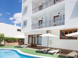 Apartamentos Sofía Playa Ibiza, Es Canar (Es Caná)