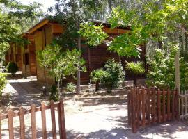 Camping Alpujarras, Laroles