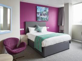 Citrus Hotel Cardiff by Compass Hospitality (Formerly Big Sleep Hotel Cardiff), Kardifas
