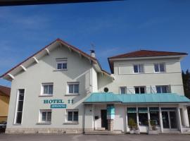 Servhotel, Morestel