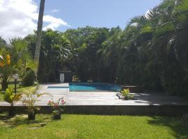 Villa ManaOra, Taravao