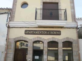 Apartamentos El Horno, Purullena