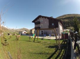 Al Chestelet, Livigno