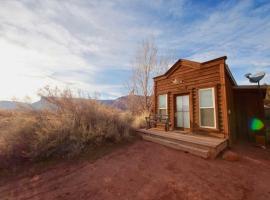 Guest House Cabin, Dewey
