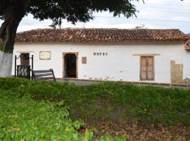 Antonia's CasaHotel, San Gil