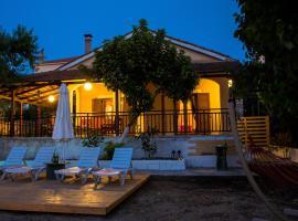 Kallisti Villa, Orthoniaí
