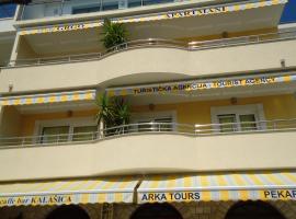 Villa Grgo Apartments, Tučepi