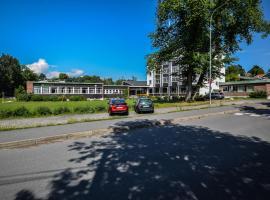Oslo Vandrerhjem Holtekilen, Stabekk