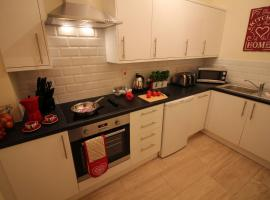 Diamond - Leven House Apartments, Dumbarton