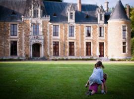 Château De Cheronne, Tuffé