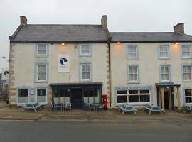 The White Swan Hotel, Middleham