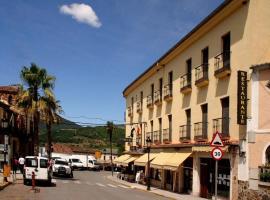 Hotel Hispanidad, Guadalupe