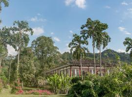 Hacienda el Rosario, Manizales