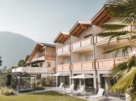 Hotel Residence Tiefenbrunn, Lana