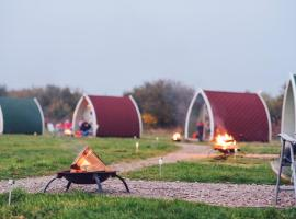 Stanley Villa Farm Camping, Blackpool