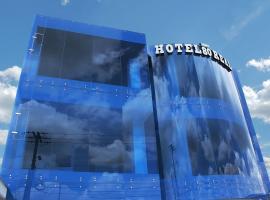 Hotel 80 Real, Montecristo