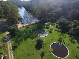 Hotel Fazenda Villa Rial, Cachoeira