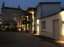 Hôtel Pasteur, Шалон-ан-Шампань