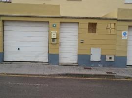El Buho, Agua-García