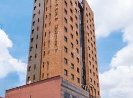 Hotel Carlton Plaza, Poços de Caldas