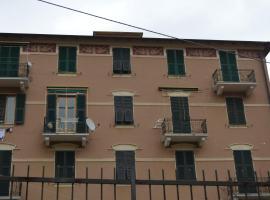 la muraria, Monterosso al Mare