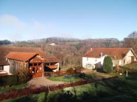 Chambres d'hôtes le Sauceley, Girmont-Val-d'Ajol