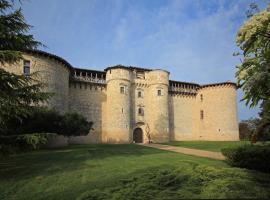 château de Mauriac, Senouillac