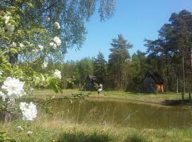 Alva Stugby, Hemse