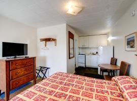 Crimson Hills Motel, Parowan