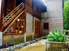 Lim's house, Mai Chau