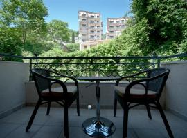 Captain Apartments, Budva