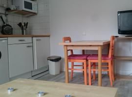 Appartement Studio Saint Nazaire Centre entre Marche et Gare, Saint-Nazaire