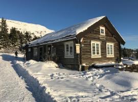 Skei Apartments, Svingvoll