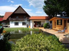 Pension Wolkenreich, Oberhaag