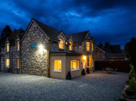 Derrybeg Bed and Breakfast, Pitlochry