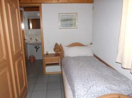 Hotel Osteria Rubino, Acquarossa