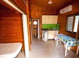 Camping Uria, Foce Varano