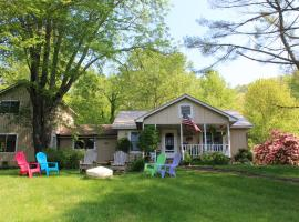 Henson Cove Place Bed and Breakfast w/Cabin, Hiawassee