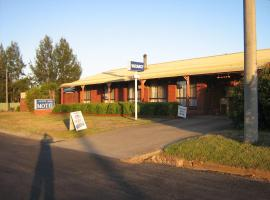 Country Road Motel St Arnaud, Saint Arnaud
