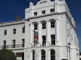 Anglesey Hotel, ゴスポート