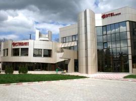 Hotel Victoria, Tîrgu Neamţ