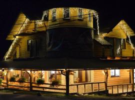Taverna Ceahlau, Durau