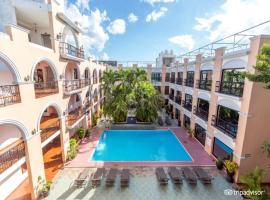 Hotel Doralba Inn, Mérida